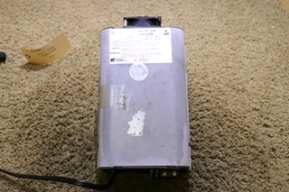 USED MOTORHOME PARALLAX POWER COMPONENTS 7445 POWER CONVERTER FOR SALE