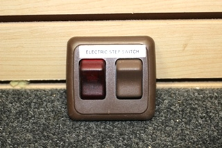 AMERICAN TECHNOLOGY COMPONENTS BROWN INTERIOR DOUBLE ELECTRIC STEP SWITCH PN: AH-ASY-2-2-011