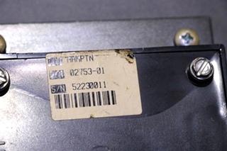 USED MOTORHOME 02753-01 POWER GEAR HYDRAULIC LEVELER CONTROL FOR SALE
