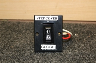 USED RBW INDUSTRIES STEP IN/OUT SWITCH PANEL