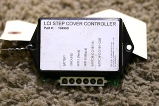 USED RV 10496D LCI STEP COVER CONTROLLER FOR SALE