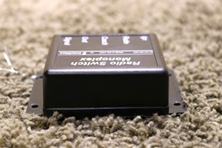 USED 00-00189-000 MOTORHOME RADIO SWITCH MONOPLEX BY INTELLITEC FOR SALE