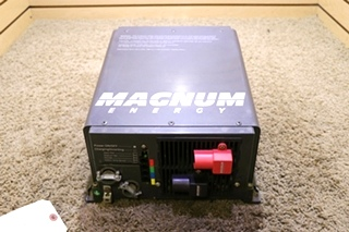 USED MOTORHOME MAGNUM ENERGY ME3112 INVERTER CHARGER RV PARTS FOR SALE