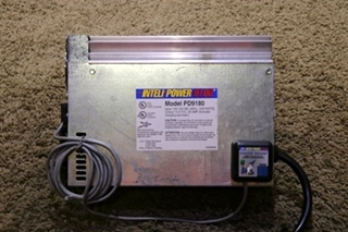 USED PD9180 INTELI POWER 9100 RV POWER CONVERTER MOTORHOME PARTS FOR SALE