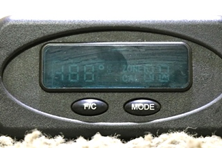 USED AT-COMP-01 RV AMERICAN TECHNOLGY DASH COMPASS DISPLAY PANEL MOTORHOME PARTS FOR SALE