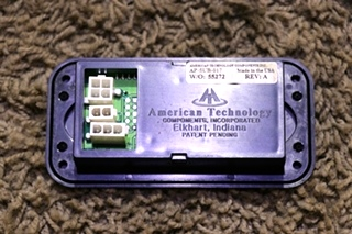 USED RV AP-SUB-017 AMERICAN TECHNOLOGY COMPASS DISPLAY PANEL MOTORHOME PARTS FOR SALE