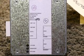 USED MOTORHOME TEMPERATURE MODULE INTERFACE (TMI) 38030060 RV PARTS FOR SALE