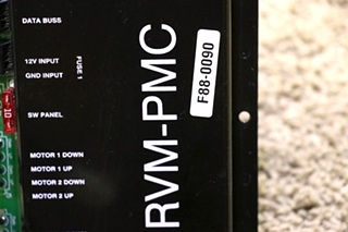 USED AMERICAN TECHNOLOGY AT-RVM-PMC01 12 VOLT RV SHADE CONTROLLER MOTORHOME PARTS FOR SALE