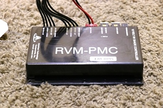 USED RV AT-RVM-PMC02 AMERICAN TECHNOLOGY 12 VOLT RV SHADE CONTROLLER RVM-PMC F88-0095 MOTORHOME PARTS FOR SALE