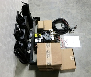 RV HWH COMPLETE LEVELING SYSTEM MOTORHOME PARTS FOR SALE