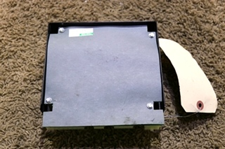 USED RV MILWAUKEE CYLINDER 02753-01 HYDRAULIC LEVELERS CONTROL MODULE & LEVEL SENSOR MOTORHOME PARTS FOR SALE