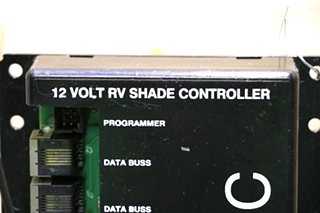 USED RV AT-RVM-PMC01 RVM-PMC AMERICAN TECHNOLOGY COMPONENTS 12 VOLT SHADE CONTROLLER MOTORHOME PARTS FOR SALE