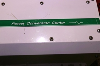 USED TRACE ENGINEERING RV SW2512MC POWER CONVERSION CENTER MOTORHOME PARTS FOR SALE
