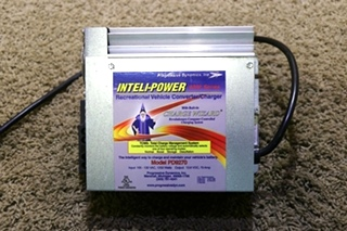 USED MOTORHOME PD9270 INTELI-POWER 9200 SERIES CONVERTER/CHARGER RV PARTS FOR SALE