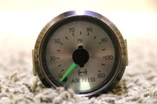 USED AIR PRESSURE 945479 RV DASH GAUGE MOTORHOME PARTS FOR SALE