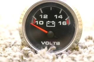 USED VOLTS 946096 MOTORHOME DASH GAUGE RV PARTS FOR SALE