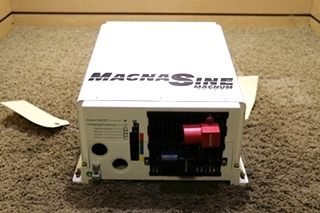 USED MAGNA SINE RV MAGNUM ENERGY MS2812 INVERTER CHARGER MOTORHOME PARTS FOR SALE