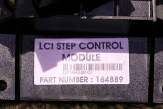 NEW RV LCI STEP CONTROL MODULE PN: 164889 MOTORHOME PARTS FOR SALE