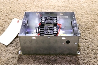 USED RV PD52 PROGRESSIVE DYNAMICS AUTOMATIC TRANSFER RELAY SWITCH MOTORHOME PARTS FOR SALE