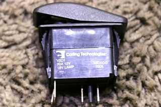 USED BATT BOOST MOTORHOME DASH SWITCH FOR SALE
