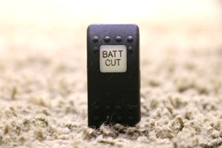 USED V1D1 BAT CUT MOTORHOME DASH SWITCH RV PARTS FOR SALE