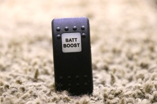 USED BATT BOOST V2D1 RV DASH SWITCH MOTORHOME PARTS FOR SALE