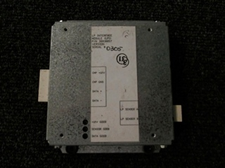 USED ALADDIN LP INTERFACE MODULE P/N 38030057 SN: 0305