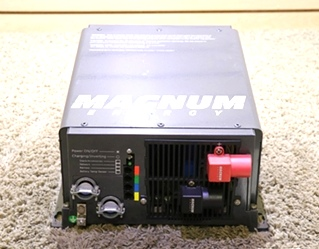USED ME2512 MAGNUM ENERGY MOTORHOME INVERTER CHARGER RV PARTS FOR SALE