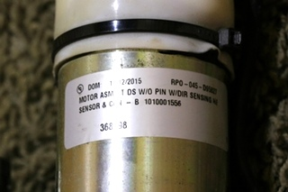USED LCI 368498 LIPPERT COMPONENTS SLIDE OUT MOTOR RV PARTS FOR SALE