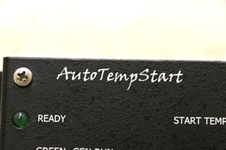USED RV AUTOTEMPSTART MODULE MOTORHOME PARTS FOR SALE