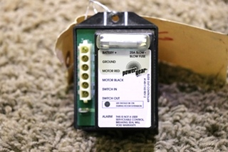 USED 140-1163 POWER GEAR SLIDE-OUT CONTROLLER RV PARTS FOR SALE