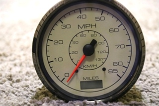 USED 945861 102802 RV SPEEDOMETER MOTORHOME PARTS FOR SALE