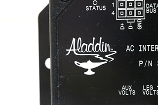 USED 38040035 ALADDIN SYSTEM AC INTERFACE MODULE MOTORHOME PARTS SALE