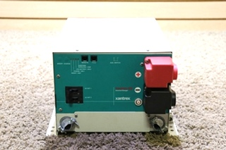 USED RV XANTREX FREEDOM 458 INVERTER CHARGER FOR SALE
