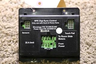 USED RPE DIGI-SYNC CONTROL BOARD RV PARTS FOR SALE