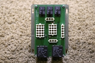 USED MOTORHOME KIB 16616060 SLIDE OUT CONTROL BOARD RV PARTS FOR SALE