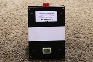 USED RVA J0810-73-01 AUTO CONTROL BOX MOTORHOME PARTS FOR SALE