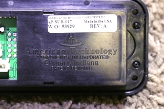 USED MOTORHOME AP-SUB-017 AMERICAN TECHNOLOGY COMPASS DISPLAY PANEL FOR SALE