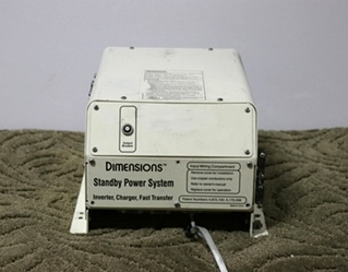 USED WIN-12X20B3RT DIMENSIONS UNLIMITED INC STANDBY POWER SYSTEM MOTORHOME PARTS FOR SALE