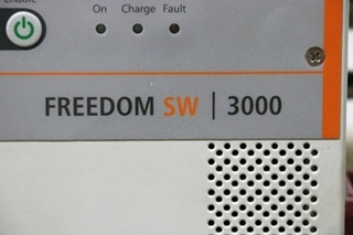 USED XANTREX FREEDOM SW | 3000 INVERTER CHARGER MOTORHOME PARTS FOR SALE