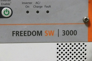 USED FSW 3000 RV XANTREX FREEDOM SW 3000 INVERTER CHARGER FOR SALE