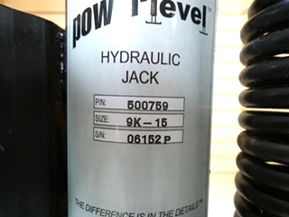 POWER GEAR JACK 500759 FOR SALE NEW OLD STOCK