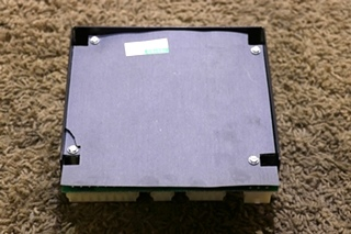 USED RV 02753-01H MILWAUKEE CYLINDER HYDRAULIC LEVELERS CONTROL MODULE & LEVEL SENSOR FOR SALE