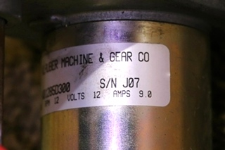 USED K01285D300 KLAUBER SLIDE OUT MOTOR RV PARTS FOR SALE