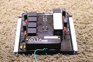 USED RV ALTA SERIES GS-RLM-52-RF SLIDE OUT CONTROL BOARD MOTORHOME PARTS FOR SALE