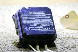 USED INTELLITEC RELAY/DELAY SWITCH FOR SALE RV PARTS
