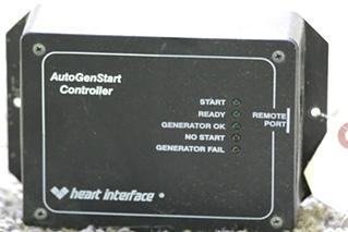 USED MOTORHOME HEART INTERFACE AUTOGENSTART CONTROLLER 84-7002-01