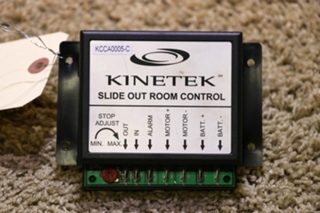 USED RV KINETEK SLIDE OUT ROOM CONTROL FOR SALE