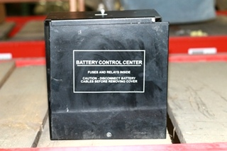 NEW RV/MOTORHOME BATTERY CONTROL CENTER PN: 00-00769-100  **OUT OF STOCK**