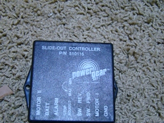 Used Power Gear 510116 Slide out controller
